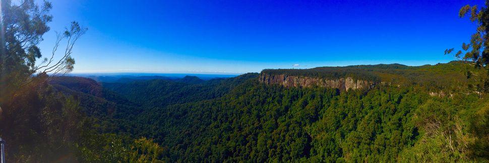 Mount Warning, Nueva Gales del Sur, Australia