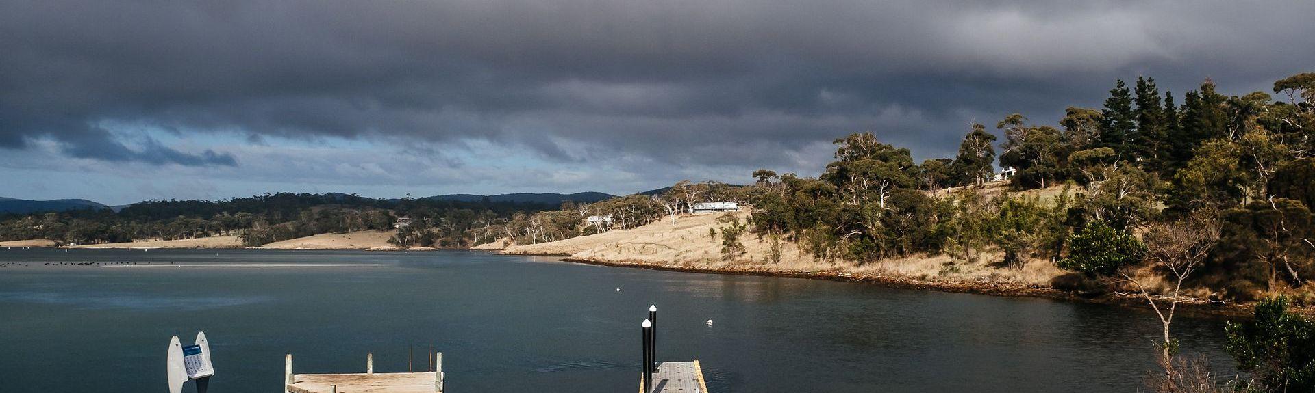 Buckland, Tasmanie, Australie