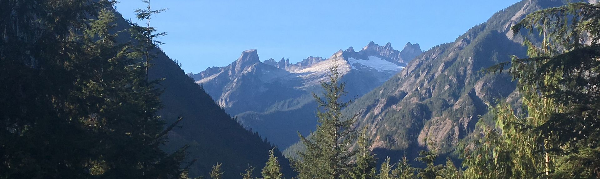 North Cascades National Park, Washington, Verenigde Staten