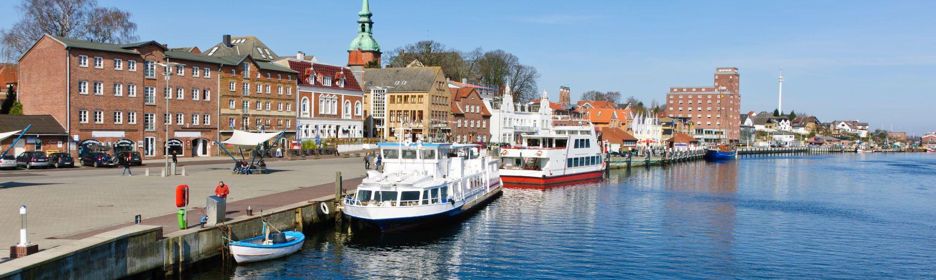 Kappeln, Schleswig-Holstein, Duitsland