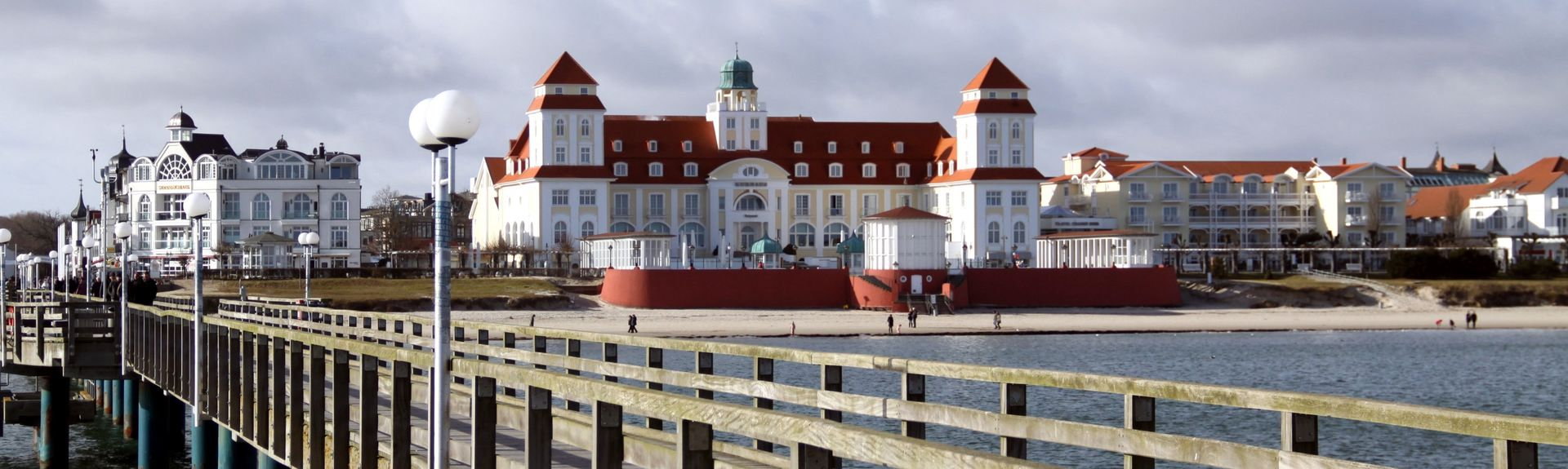 Binz, Mecklenburg-West Pomerania, Germany