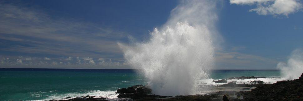 Aliomanu Bay, Hawaii, Stati Uniti d'America
