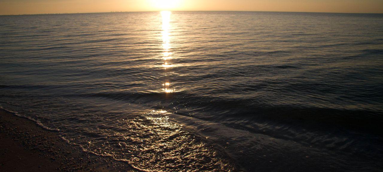 Sandpiper Beach, Sanibel Island, FL, USA