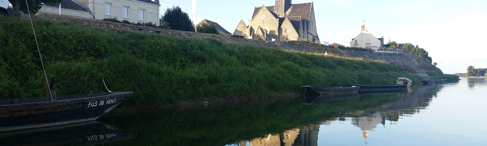 Azay-le-Rideau, Indre-et-Loire (département), France