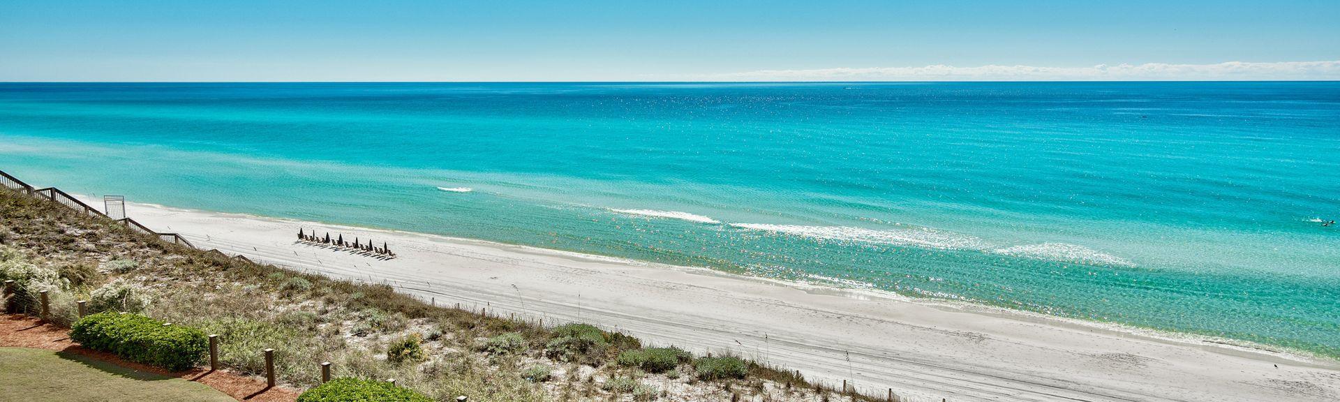 Lakeside at Blue Mountain Beach, Santa Rosa Beach, Florida, Stati Uniti d'America