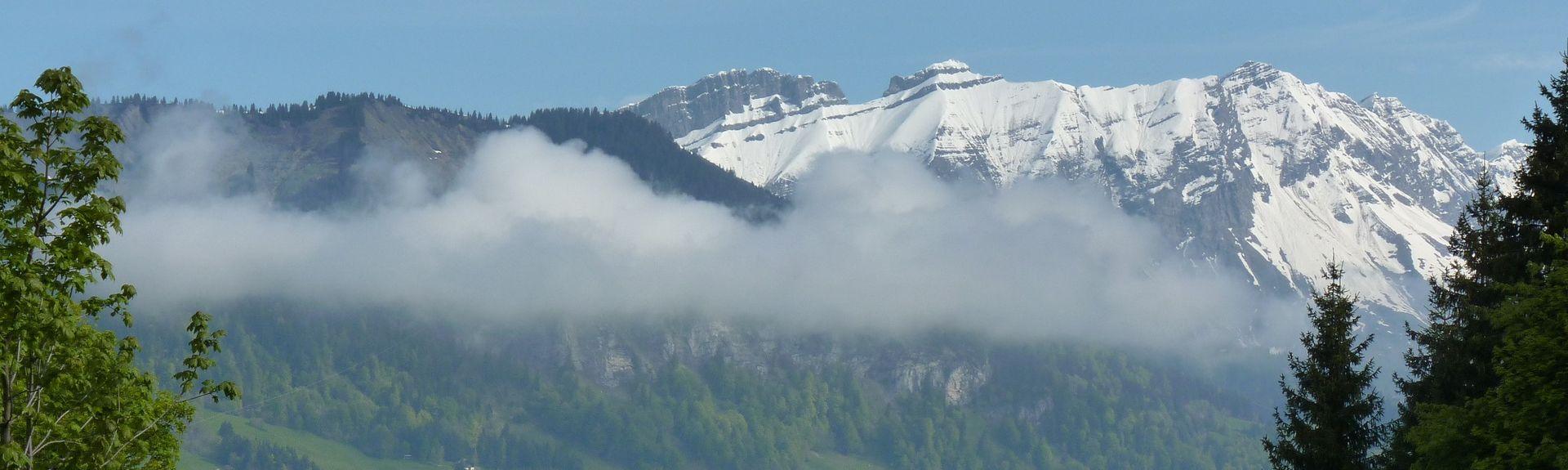 Beaufort, Arlysère, Auvergne-Rhône-Alpes, Frankrijk