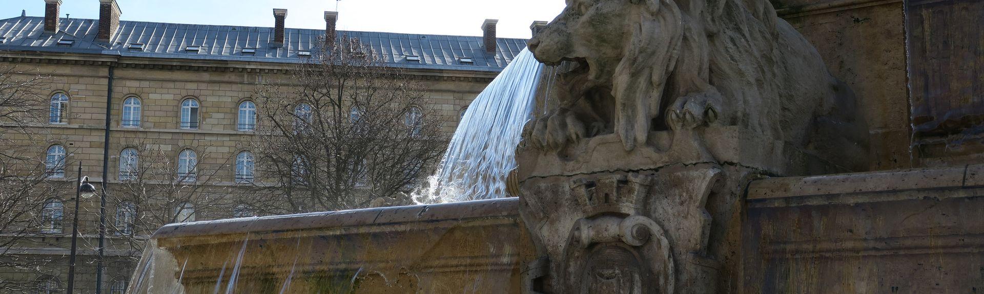 Notre-Dame-des-Champs, Paris, Frankrig