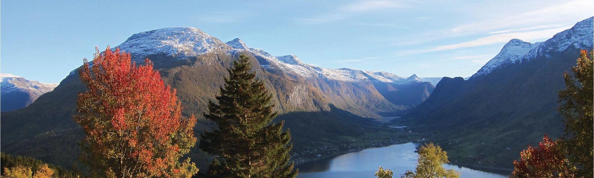 Olden, Stryn, Vestland, Norway