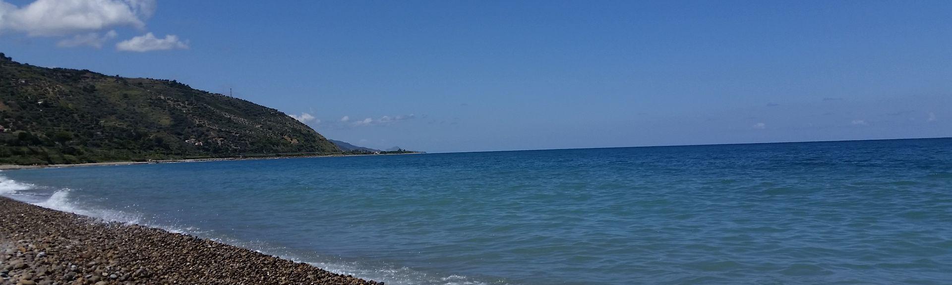 Caronia, Sicilië, Italië