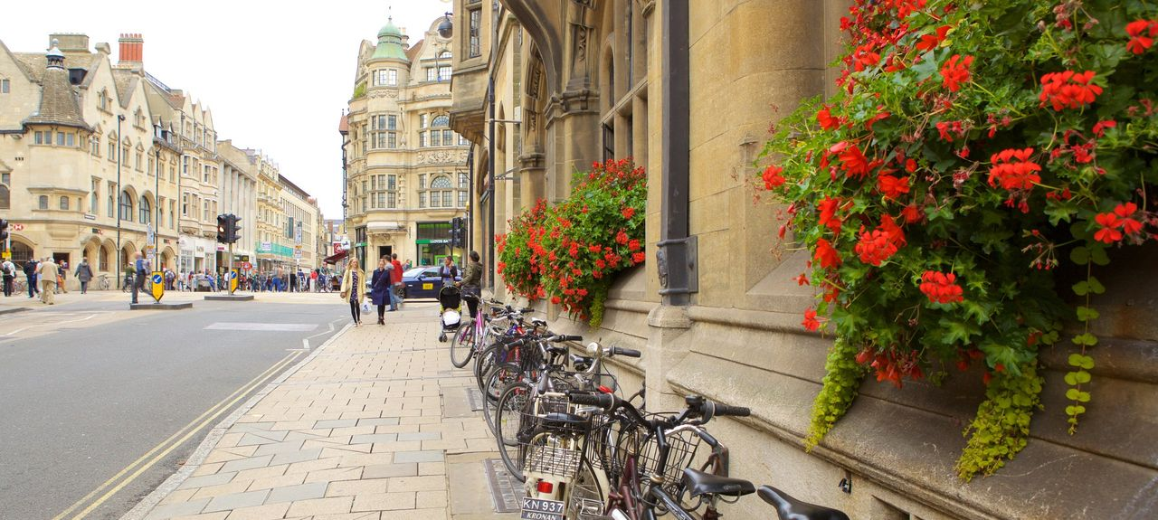 Oxford, Oxfordshire, England, UK