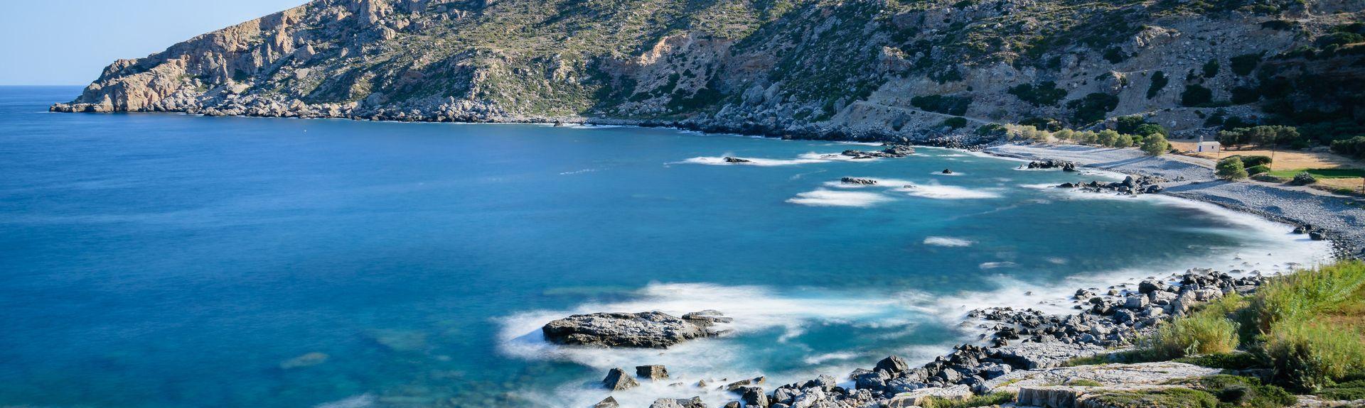 Amigdalokefali, Kissamos, Kreta, Griechenland