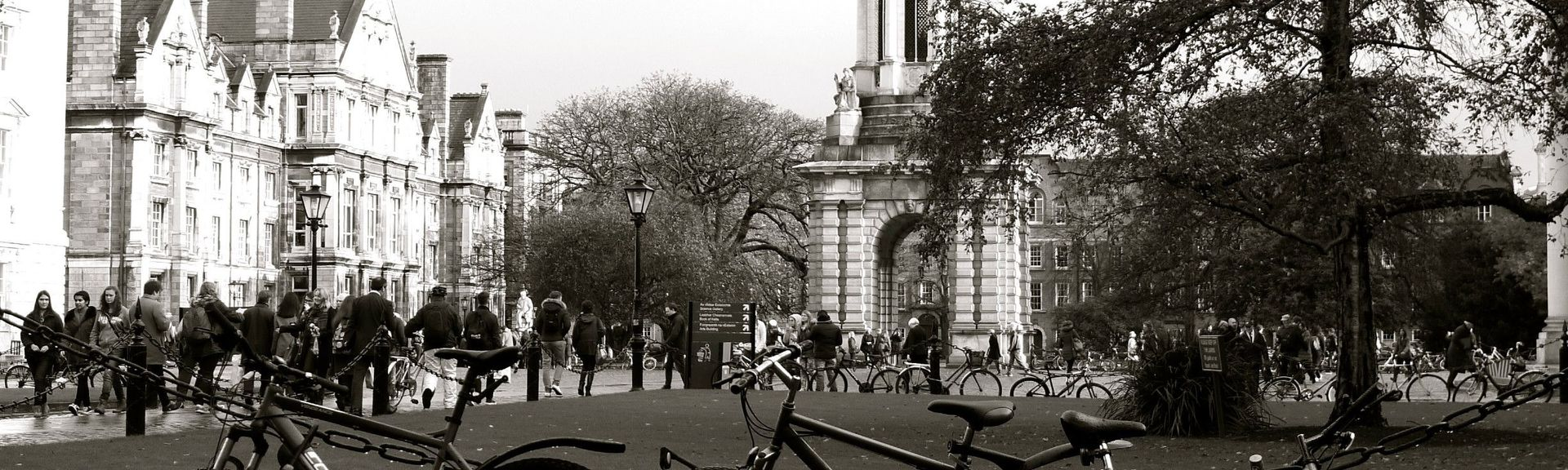 Trinity College, Dublin, Dublin und Umgebung, Irland