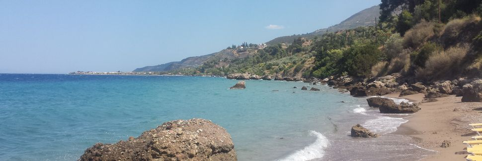 Rododafni, Simpolitia, Peloponneso, Grecia