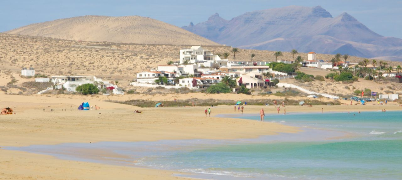 Puerto del Rosario, Canary Islands, Spain