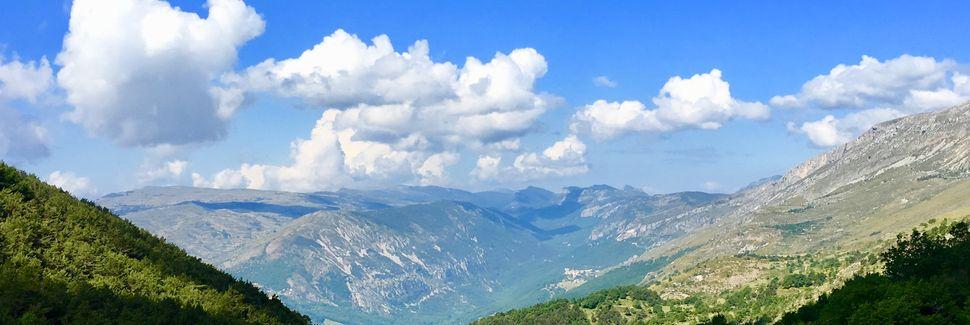 Le Mas, Provence-Alpes-Côte d'Azur, Frankreich