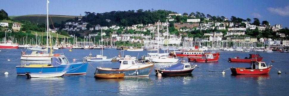 Dartmouth, England, Großbritannien