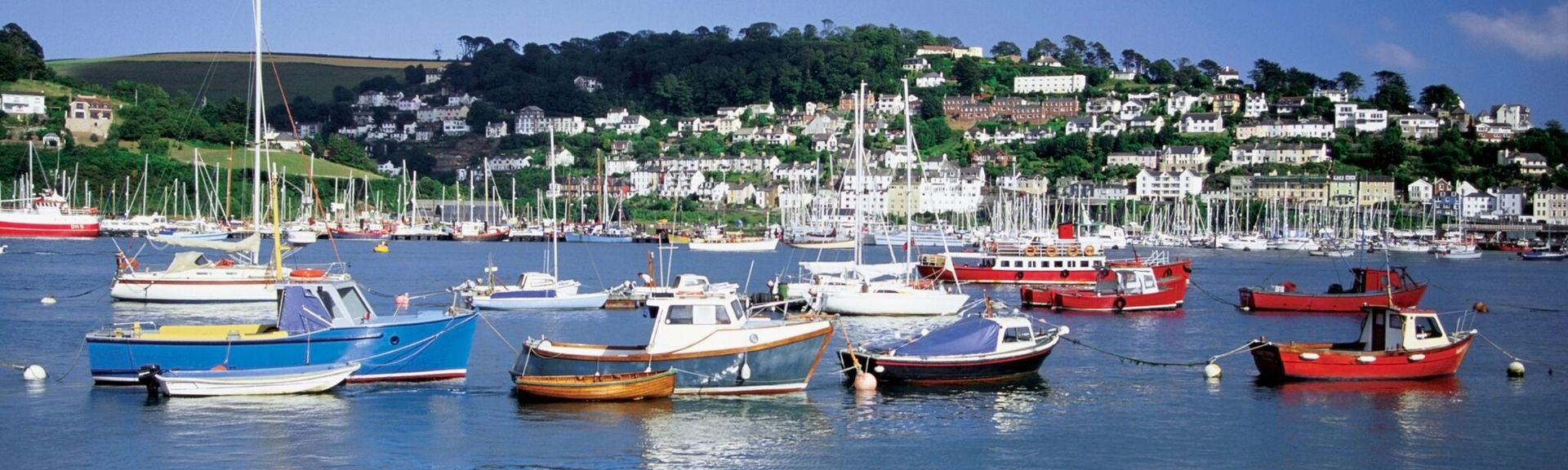 Dartmouth, England, United Kingdom