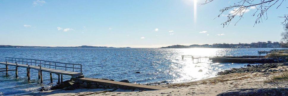 Mölnlycken asema, Mölnlycke, Länsi-Götanmaan lääni, Ruotsi