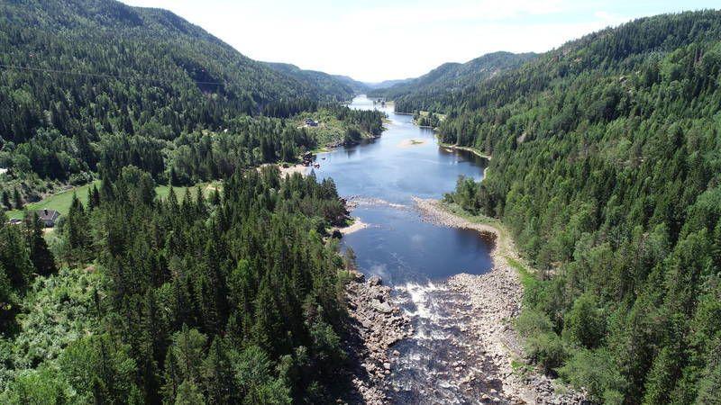 Vatnestrøm, Norway