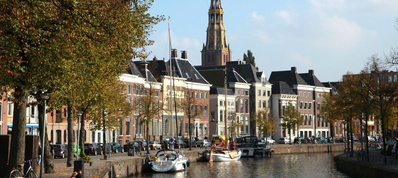 Zuidhorn, Groningen Provinz, Niederlande