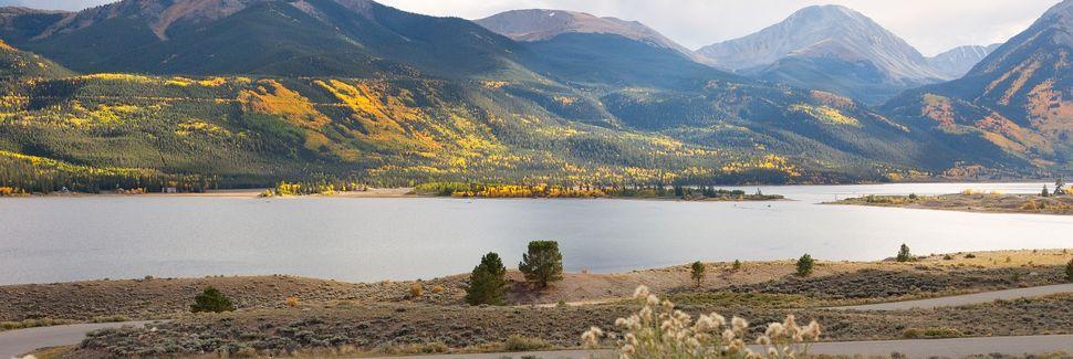 Twin Lakes, Comté de Lake, Colorado, États-Unis d'Amérique