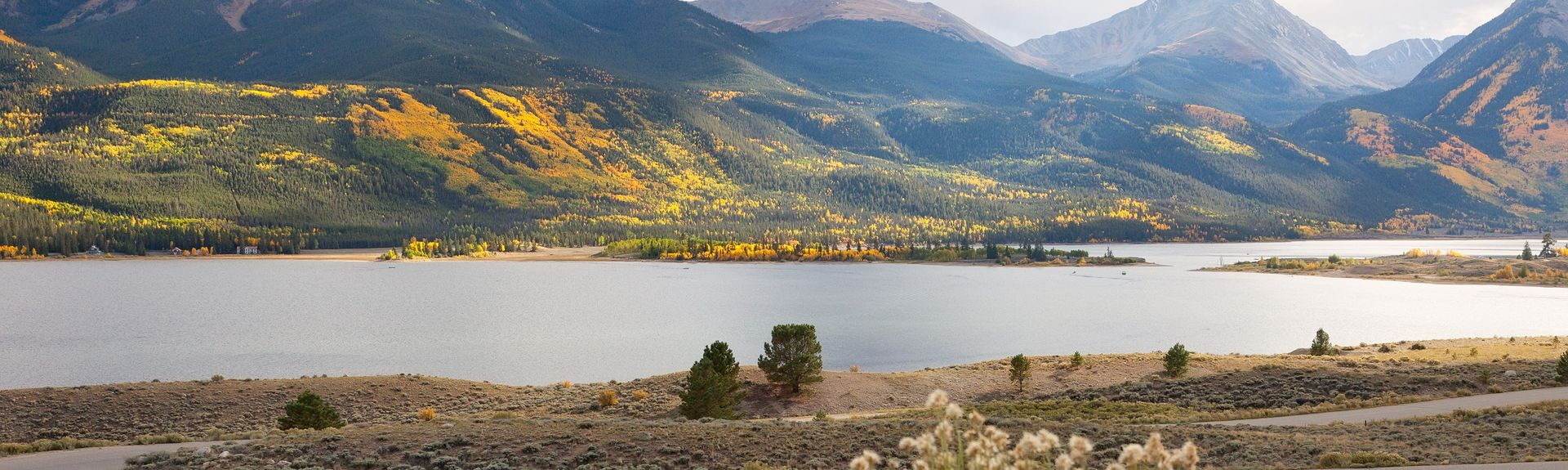 Twin Lakes, Colorado, USA