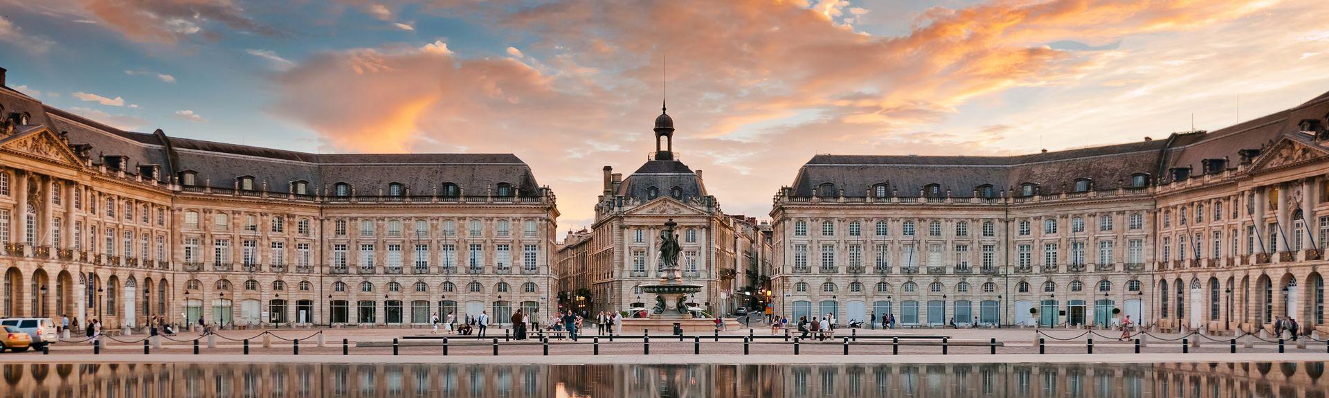 Bordeaux, Aquitaine Limousin Poitou-Charentes, Ranska
