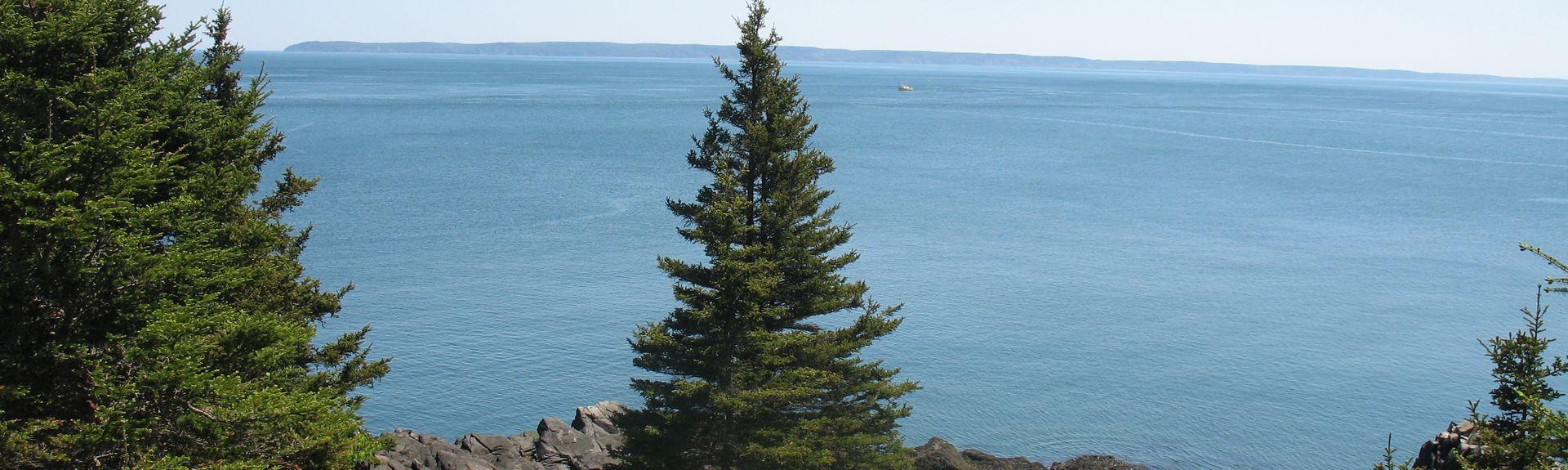 Anchorage Provincial Park, Grand Manan, New Brunswick, Canada