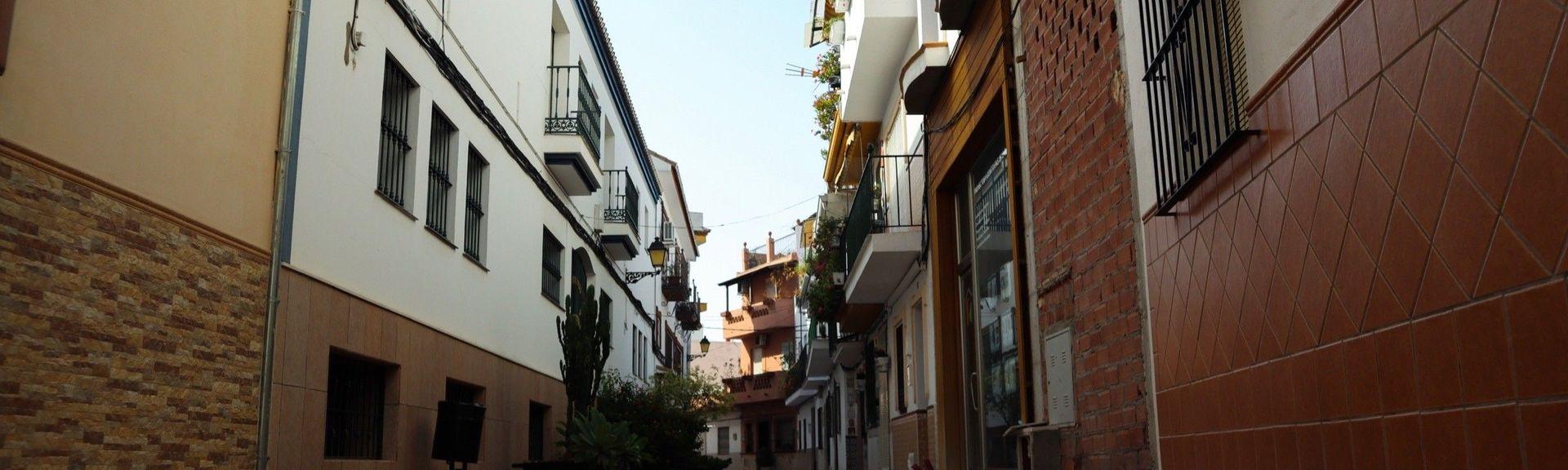 San Pedro de Alcántara, Marbella, Andaluzia, Espanha