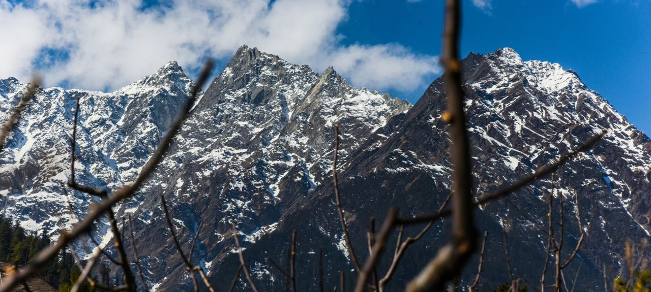 Shallin, Himachal Pradesh, India