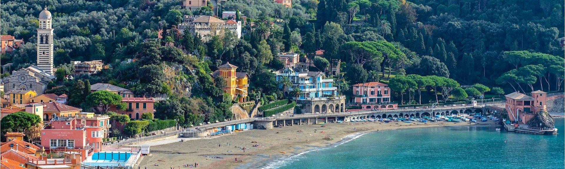 La Spezia, Ligurie, Italie