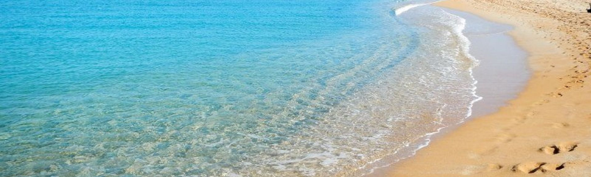 Plaża Scivu, Arbus, Sardynia, Włochy