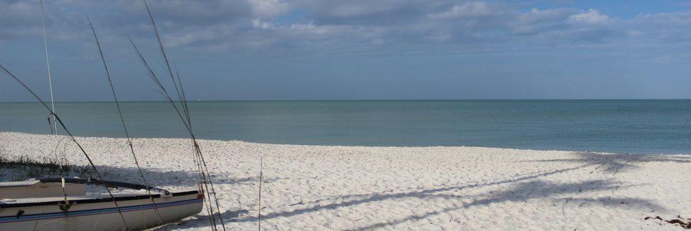Vanderbilt Beach, North Naples, Florida, Vereinigte Staaten