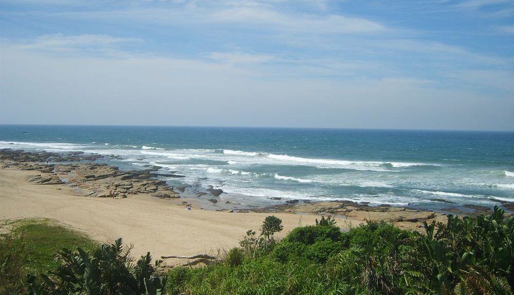 Uvongo Beach, Margate, South Africa