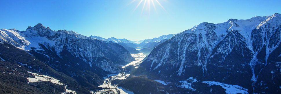 Längenfeld, Tyrolen, Österrike