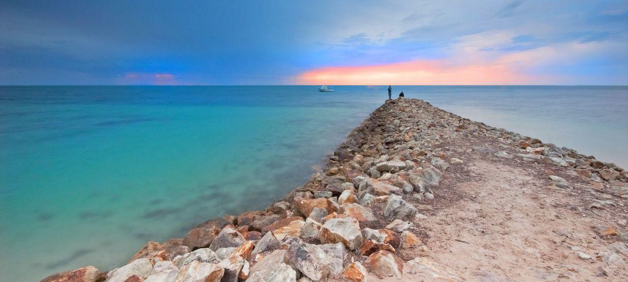 North Stradbroke Island, Queensland, Australien