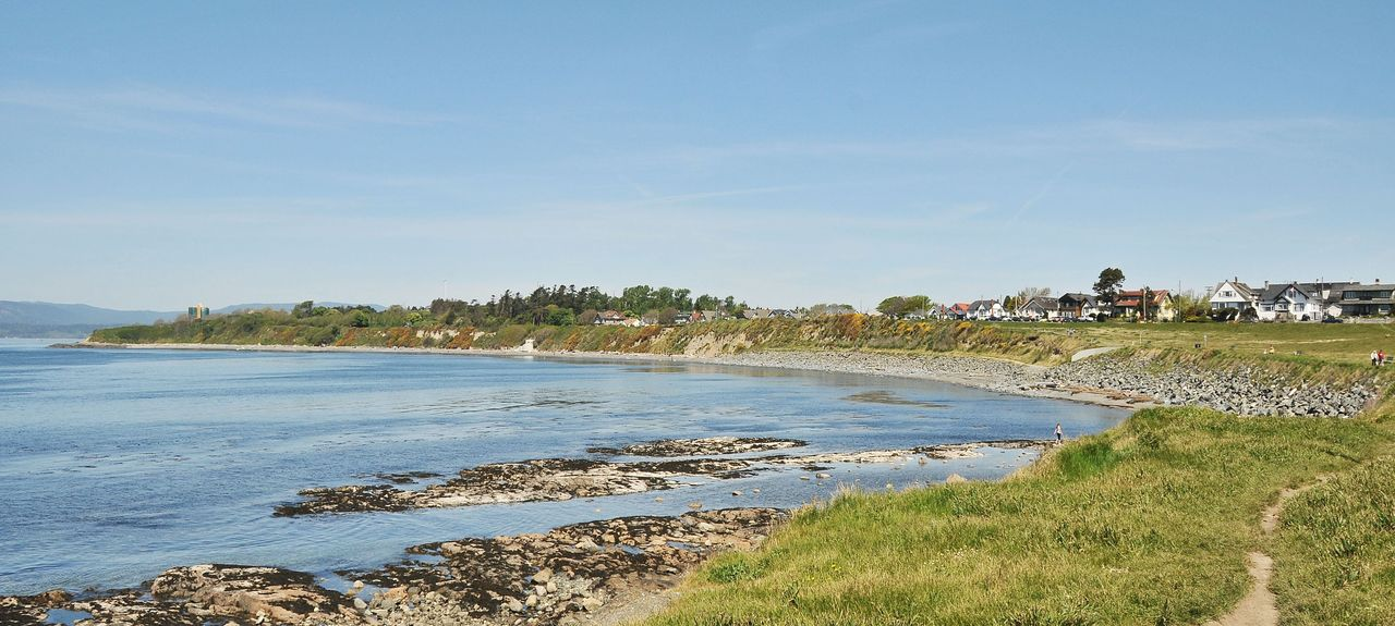 James Bay, Victoria, BC, Canada