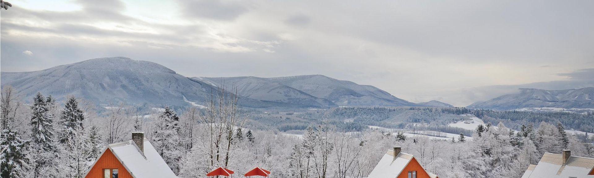 Silésie morave (région), République tchèque