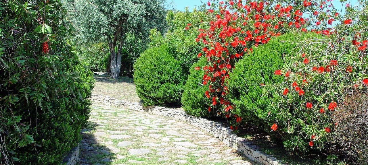 Plage de Cala Cipolla, Chia, Sardaigne, Italie