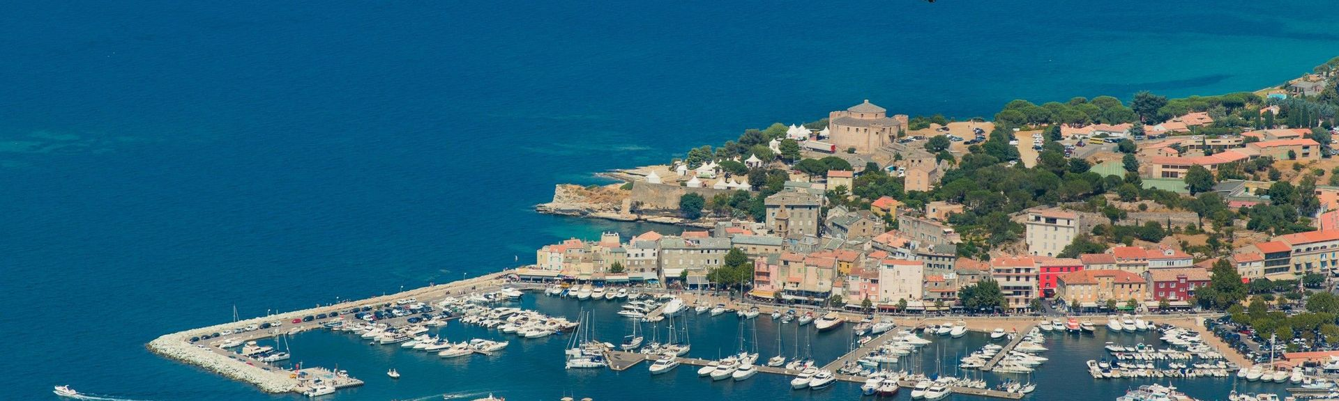 Saint-Florent, Haute-Corse, France