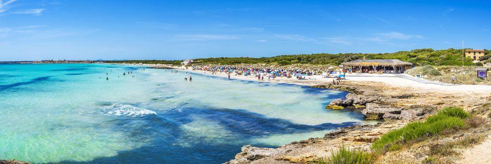 Campos, Baleariske Øer, Spanien
