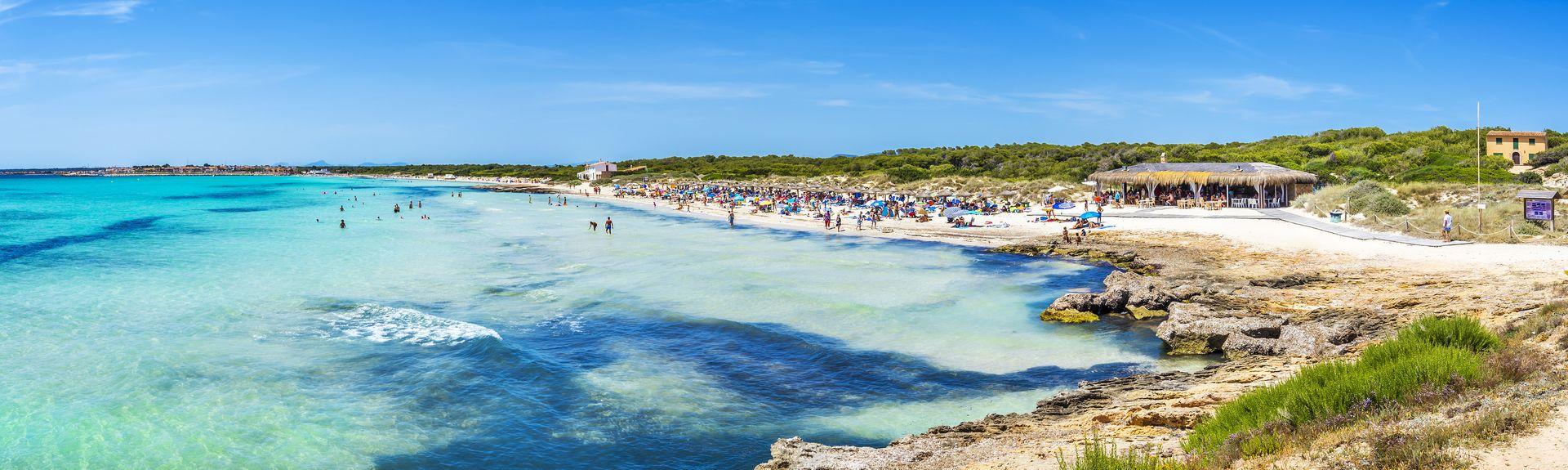 Campos, Balearische Inseln, Spanien