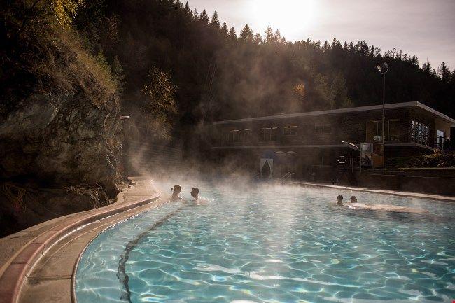 Bighorn Meadows Resort, Radium Hot Springs, BC, Canada