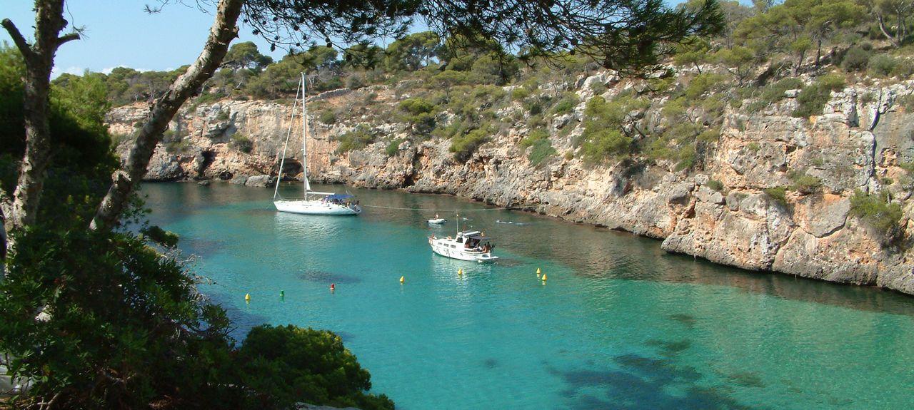Cala Pi, Balearische Inseln, Spanien