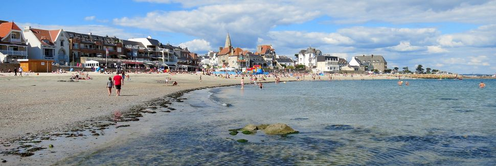 Larmor-Plage, Bretagne, Frankrijk