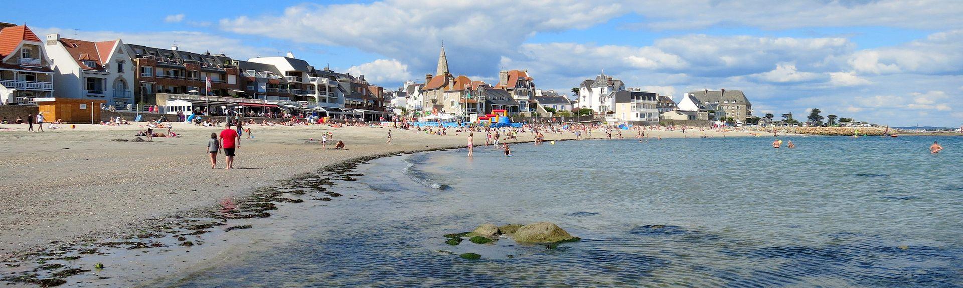 Larmor-Plage, Morbihan, France