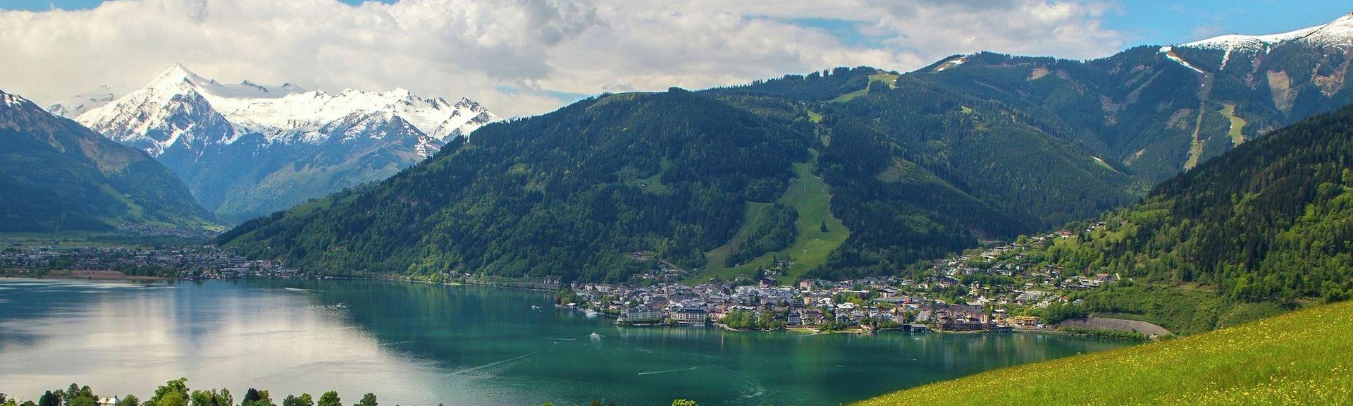 Viehhofen, Salzburg State, Austria