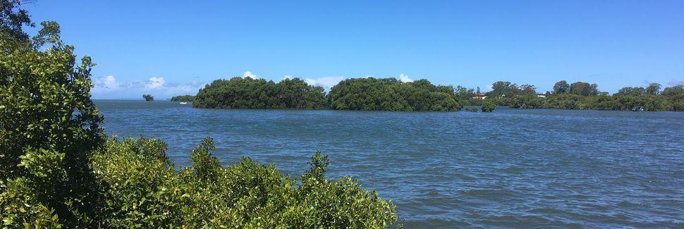 Raby Bay, Ville de Redland, Queensland, Australie