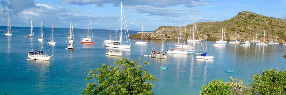 Saint Paul prestegjeld, Antigua og Barbuda