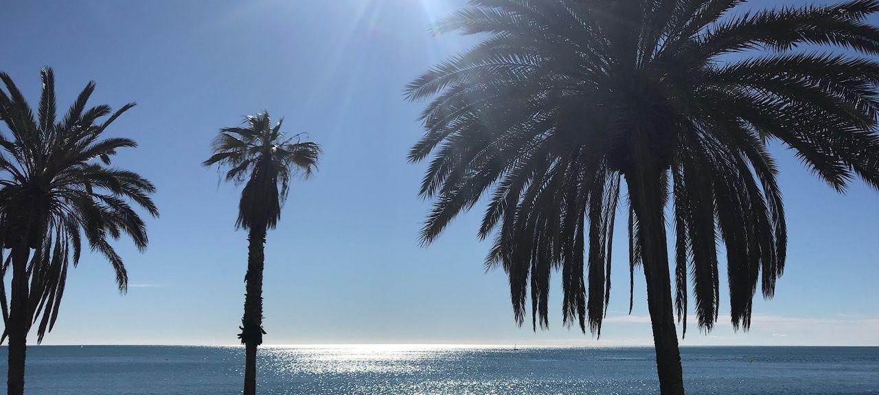 La Goleta, Málaga, Andalusien, Spanien